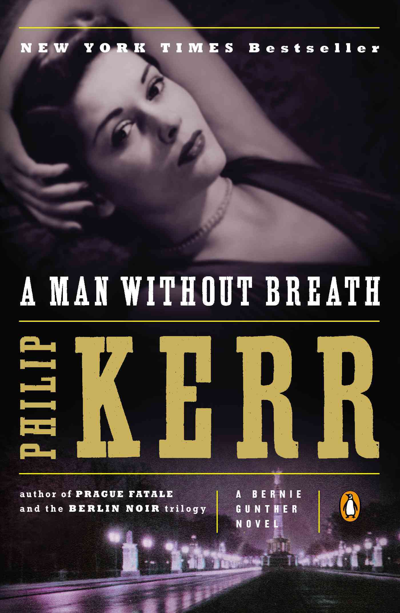 A Man Without Breath By Kerr, Philip